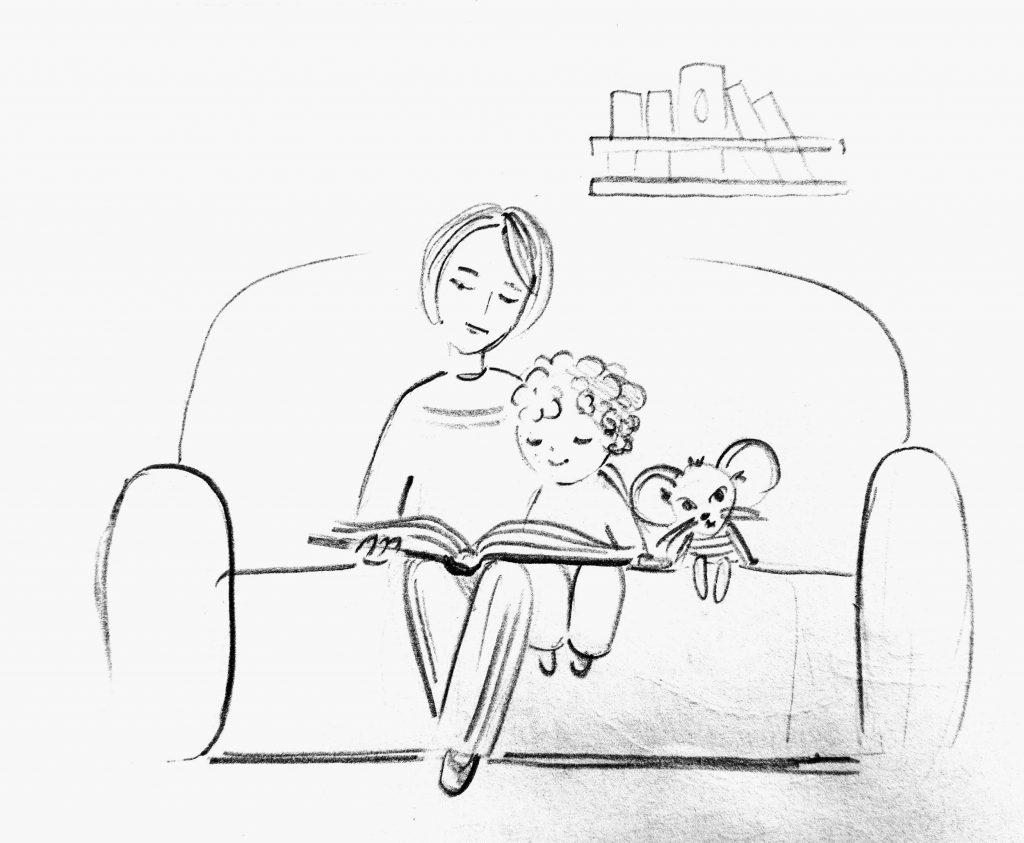 Ab wann soll ich meinem Kind vorlesen? Bereits als Baby?